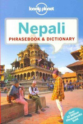 Lonely Planet Nepali Phrasebook & Dictionary by Lonely Planet 9781743211908