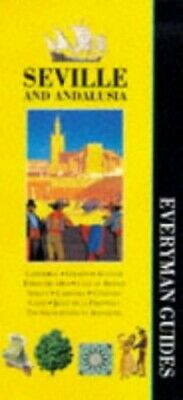 Seville and Andalusia (Everyman Guides) by Everyman Paperback Book The Cheap