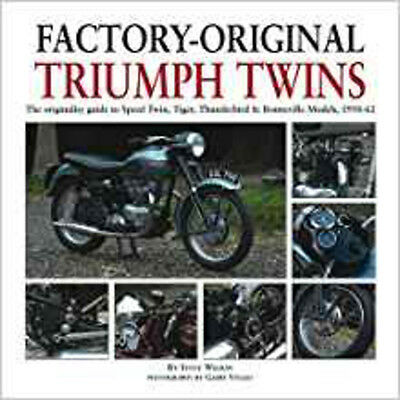 Factory-original Triumph Twins: Speed Twin, Tiger, Thunderbird & Bonneville Mode