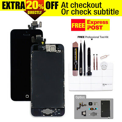 iPhone 5 5S 5C 6 Plus 6s LCD Screen Digitizer Display Full  Assembly Replacement