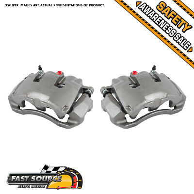 Fits Front Brake Calipers 2006 2007 2008 Dodge Dakota Ram 1500 Mitsubishi Raider