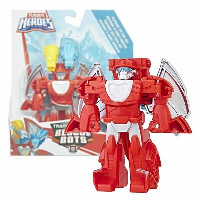 New Transformers Rescue Bots Heatwave The Fire-Bot Figure Playskool Official
