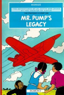 Mr Pump's Legacy by Herge 9781405212458 (Paperback, 2003)