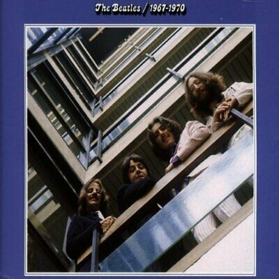 The Beatles - 1967-1970 : The Blue Album - The Beatles CD Z1VG The Fast Free