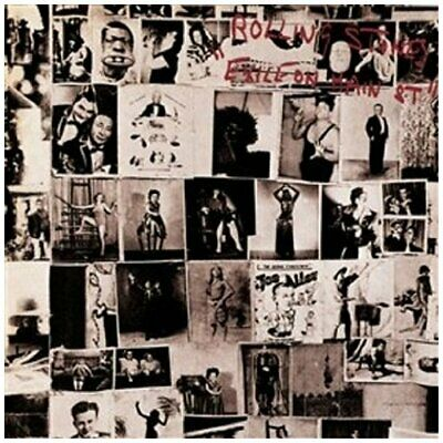 The Rolling Stones - Exile On Main Street [Remas... - The Rolling Stones CD 26VG