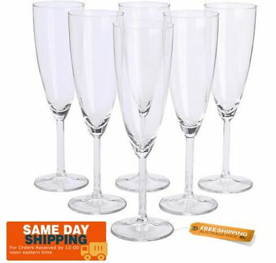 Christmas Deal! 24-18-12-6 Pcs Wine Glass/champagne Flute Cocktail Party Wedding