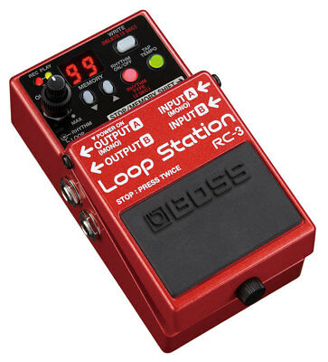 BOSS RC-3 Loop Station Effektgerät - Looper