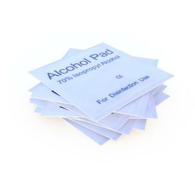 Alcohol Wipe -(10) Pack - PN 708744108876