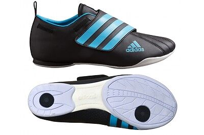 Adidas Taekwondo Trainers Adi-Dyna Martial Arts Karate Shoes Black 5 6