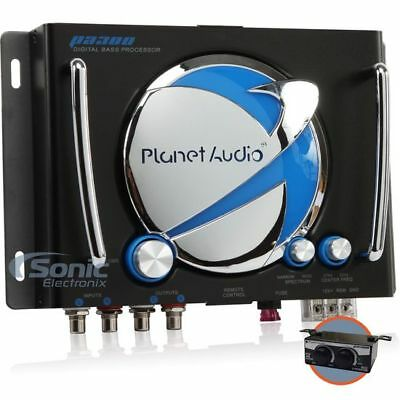 Planet Audio PA300 Bass Generator with Remote Subwoofer Control