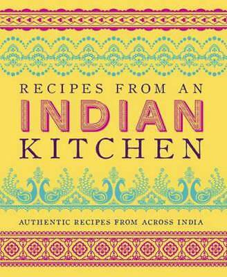 Recipes from an Indian Kitchen (Hardback)