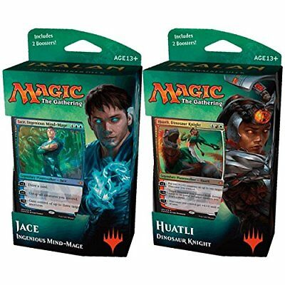 Ixalan Starter Planeswalker Deck Jace or Huatli at random Magic the Gathering