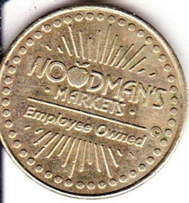 25 Woodman's Markets Car Wash  Tokens