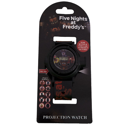 Five Nights At Freddy's - Projection Watch - Loot - BRAND NEW
