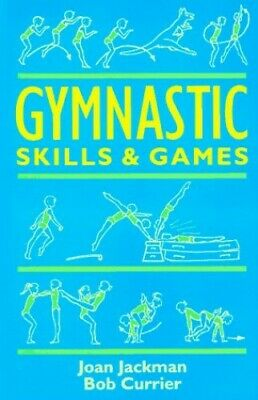 Gymnastic Skills and Games (Teacher's books) by Jackman, Joan Paperback Book The