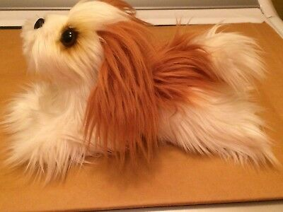 AURORA MIYONI 10 Inch Stuffed Plush Toy SHIH TZU Dog