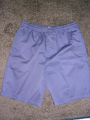 Target school shorts navy blue Size 8 New without tags