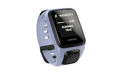 TomTom Spark GPS Multi Sport Fitness Sleep Activity Watch Music Storage - Small
