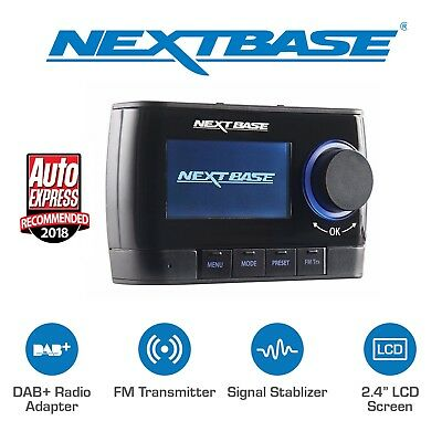Nextbase In-Car DAB + Digital Radio Adapt DAB250