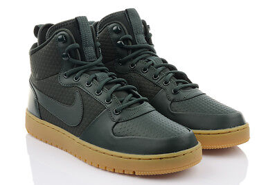 5f2a3f13bed379 NEU NIKE COURT BOROUGH MID WINTER Herren Sneaker Stiefel Boots Winterschuhe  TOP