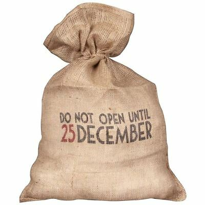 East Of India Christmas Sack Do Not Open Until The 25th