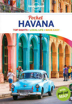 Lonely Planet Pocket Havana Travel Guide BRAND NEW 9781786576996