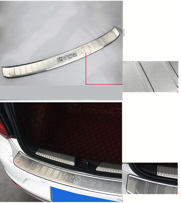 4x Stainless Steel Door Sill Scuff Guard Plate Trim For KIA Sorento 2009-2013