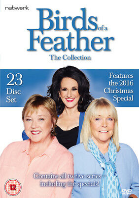 Birds of a Feather: The Collection DVD (2017) Linda Robson ***NEW***