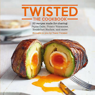 Twisted: The Cookbook by Team Twisted (Hardback, 2016)