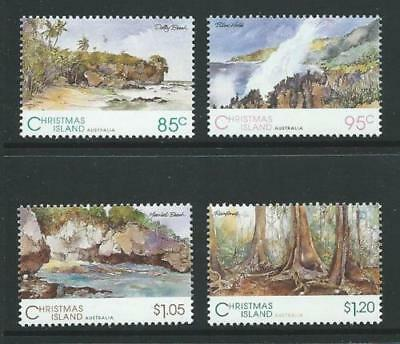 1993 Christmas Island Scenic Views