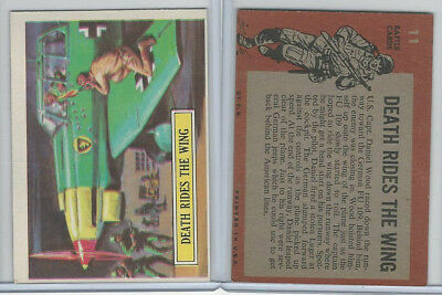 1965 Topps, Battle, #11 Death Rides The Wing