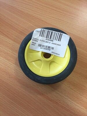 Karcher Scrubber Dryer Wheel 5.515-322.0
