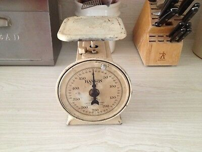 Vintage Hanson 500 Gram Scale Made in Chicago USA,Collectibles,Scales,Kustom,