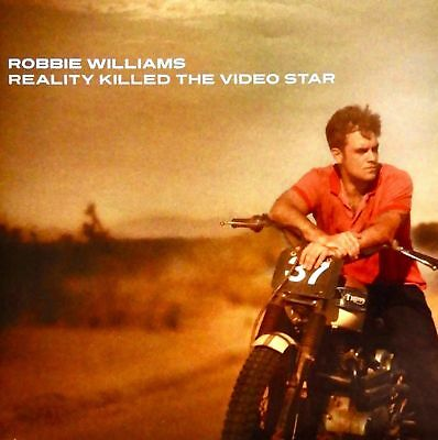 Brand New Robbie Williams Reality Killed The Video Star Cd Album Music Rock Mp3