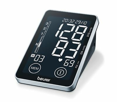 Beurer BM58 High End Design Upper Arm Blood Pressure Monitor XL Touch Display