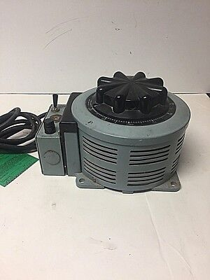 Superior Electric 236 Bt Powerstat Variable Autotransformer