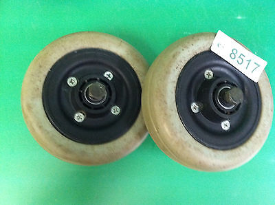 Invacare Pronto Sure Step M61 Caster Wheels  #8517