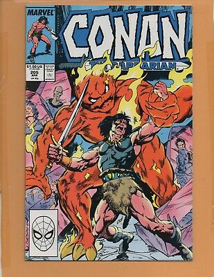 Conan The Barbarian # 205 NM