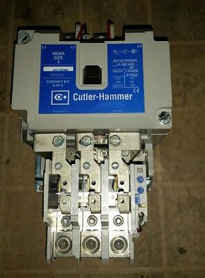 Cutler Hammer AN16NNO Series B1 Coil Starter (New/Surplus )