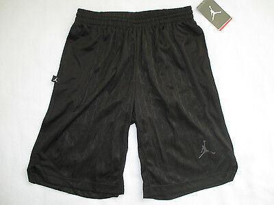 NWT NIKE Youth Boy's Air Jordan S Flight Knit Basketball Shorts Size   L