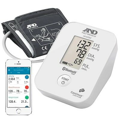AD UA-651BLE Connected Upper Arm Blood Pressure Monitor
