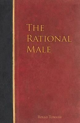 NEW The Rational Male By Rollo Tomassi Paperback Free Shipping