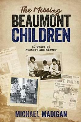 NEW The Missing Beaumont Children By Michael Madigan Paperback Free Shipping