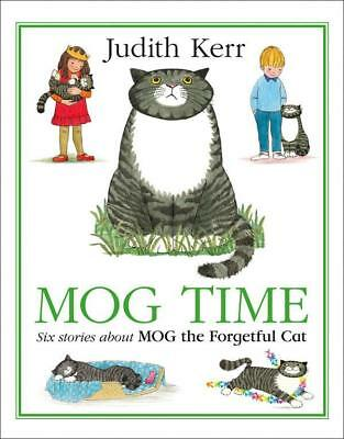 NEW Mog Time Treasury By Judith Kerr Hardcover Free Shipping