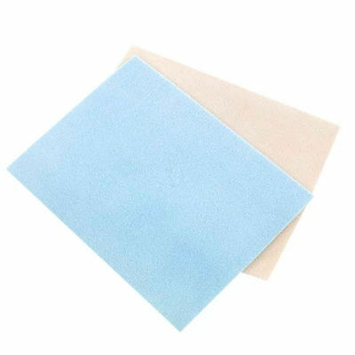 2 x Bead Mats - Blue and white for jewelry beading tools