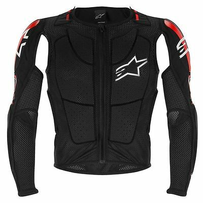 Alpinestars Racing Bionic Plus Motocross MX Off Road Protection Dirt Bike Jacket
