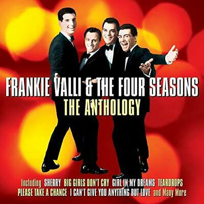 Frankie Valli & The Four Seasons -... - Frankie Valli & The Four Seasons CD GUVG