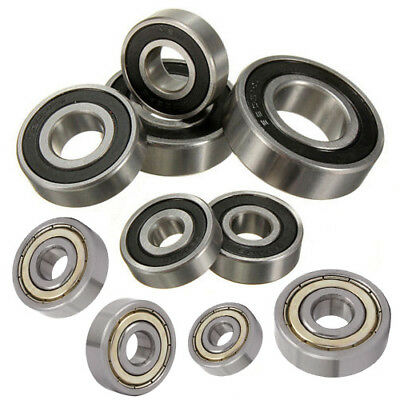 6000 6200 6300 ZZ 2RS Various Sizes Deep Groove Ball Bearing 6000~6304 Series