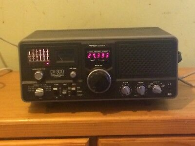 Realistic Dx 300 Hf Receiver