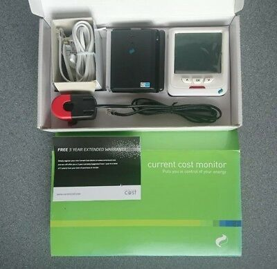 New SSE southern Electric Current Cost Energy Electricity Electric Monitor Boxed